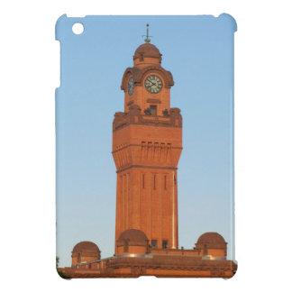 Piel del iPad de la torre de reloj del edificio 1