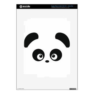 Piel del iPad de Panda® del amor iPad 3 Skin