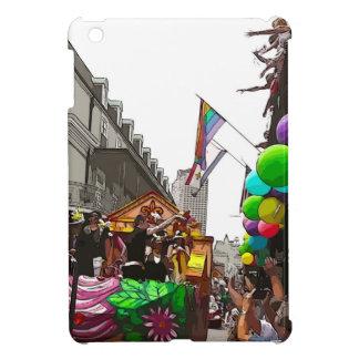 Piel del iPad del desfile de New Orleans mini iPad Mini Cárcasas