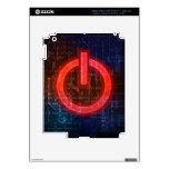 piel del ipad del estilo de la tecnología iPad 3 skins