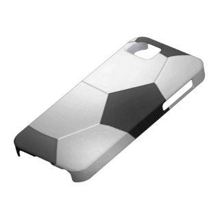 Piel del iPhone 5 del fútbol iPhone 5 Protectores