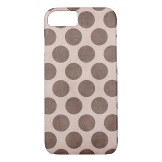 Piel del lunar de Brown Funda iPhone 7