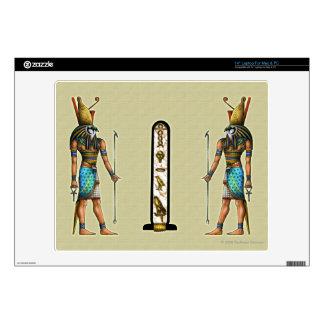 Piel del ordenador portátil de Horus Portátil Calcomanías