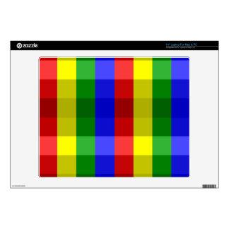 Piel del ordenador portátil de los colores skins para portátiles