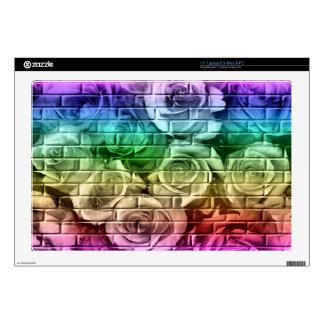 Piel del ordenador portátil del vinilo del 16-Arco Portátil 43,2cm Skin