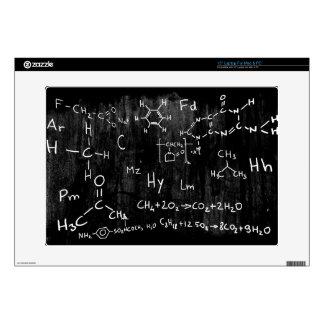 Piel del ordenador portátil la química sucia 38,1cm portátil calcomanías