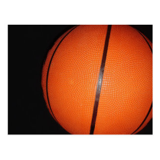 Piel del primer del baloncesto postal
