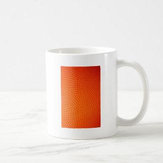 Piel del primer del baloncesto taza