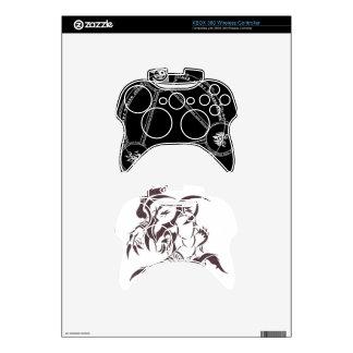 Piel del regulador de Magica XBOX Mando Xbox 360 Skins