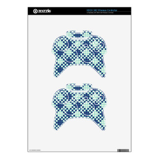 Piel del regulador de Microsoft Xbox del Squiggle  Mando Xbox 360 Skin