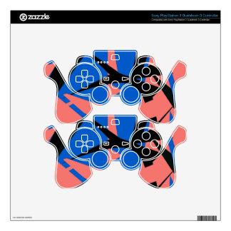 Piel del regulador de Sony PlayStation 3 Dualshock Mando PS3 Skins