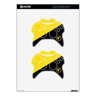 Piel del regulador de Voluntaryist Xbox Mando Xbox 360 Skins