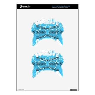 Piel del regulador de Xbox 360 Mando Xbox 360 Skin