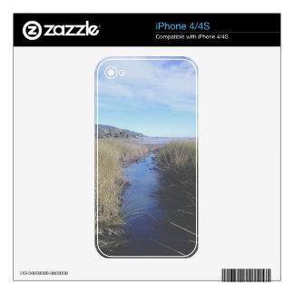 Piel del teléfono de la cala (iPhone, Samsung y iPhone 4 Skins