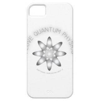 Piel del teléfono de la física I de Quntum iPhone 5 Case-Mate Carcasa