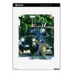 Piel del tema del transporte del COCHE y de TRUCK- iPad 2 Skins