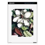 Piel del vinilo del iPad 3 de la magnolia iPad 3 Skins