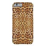 piel elegante del leopardo