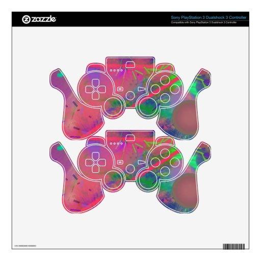 Piel en colores pastel del regulador del extracto mando PS3 skins