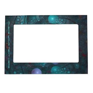 Piel extranjera 001 marcos magneticos para fotos