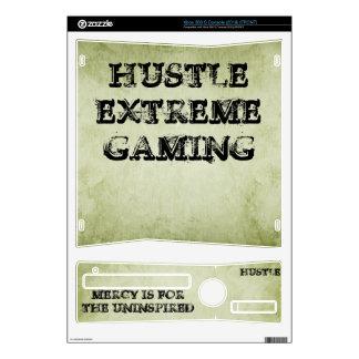 Piel extrema de la consola del juego Xbox360 de la Consola Xbox 360 S Calcomanía
