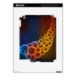Piel futurista del ipad del diseño iPad 3 pegatina skin