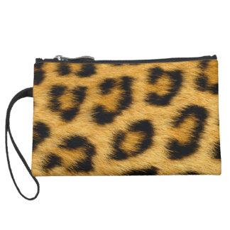 Piel hermosa del leopardo