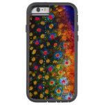 Piel hermosa, trucha de arroyo funda tough xtreme iPhone 6