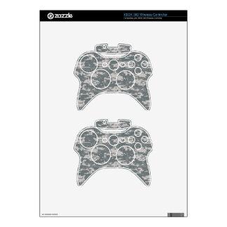 Piel inalámbrica del control de XBOX del camuflaje Mando Xbox 360 Calcomanía