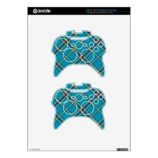Piel inalámbrica del regulador de Xbox 360 de la t Mando Xbox 360 Skins