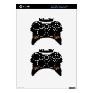 Piel inalámbrica del regulador de XBOX 360 del Mando Xbox 360 Skin