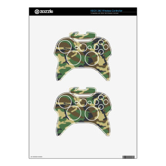Piel inalámbrica del regulador de XBOX 360 Mando Xbox 360 Calcomanía