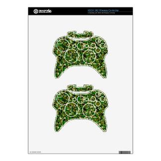 Piel inalámbrica del regulador de XBOX 360 Mando Xbox 360 Skin