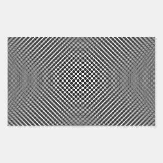 Piel ligera de la fibra de carbono rectangular altavoz