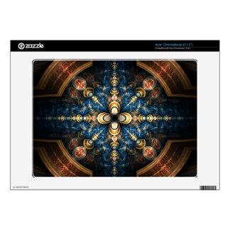 Piel porta de Acer Chromebook Calcomanía Para Acer Chromebook