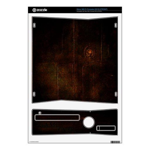 Piel rústica Xbox 360 Skins Para Xbox 360 S