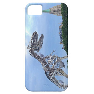 piel TRex del iphone Funda Para iPhone 5 Barely There