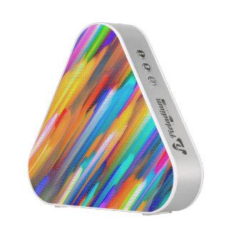 Pieladium Speaker Colorful digital art G391