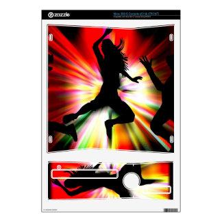 Pieles de Xbox 360 para las plantillas de la Consola Xbox 360 S Skin