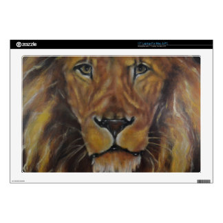 Pieles del ordenador portátil - Cecil el león Skins Para 43,2cm Portátil