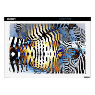 pieles del ordenador portátil del collage de la pi calcomanía para 43,2cm portátil