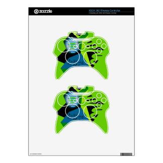 Pieles del regulador de Xbox 360 con diseño colori Mando Xbox 360 Skin