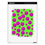 Pieles electrónicas del lunar pegatinas skins para iPad 3