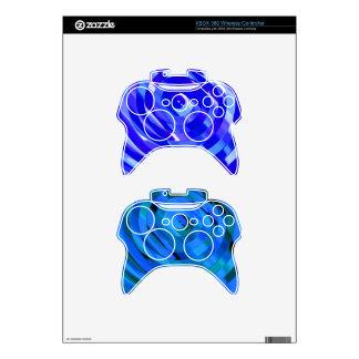 Pieles inalámbricas del regulador de Despiralizati Mando Xbox 360 Calcomanía
