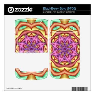 Pieles intrépida de Blackberry (9700) BlackBerry Bold Skin