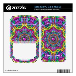 Pieles intrépida de Blackberry del caleidoscopio d BlackBerry Skins