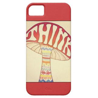 Piense el caso del iPhone 5 iPhone 5 Case-Mate Carcasa