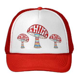Piense el gorra del camionero