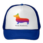 Piense el gorra del Pembroke
