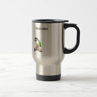 Piense el verde 2 taza